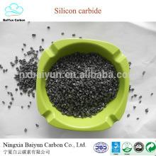 precio competitivo de carburo de silicio para carborundo abrasivo y refractario, SiC