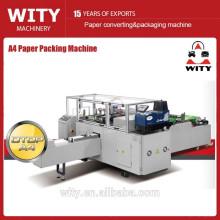 Machine d'emballage en papier A4