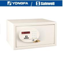 Coffre-fort pour ordinateur portable Safewell Am Panel de 230 mm de hauteur pour hôtel