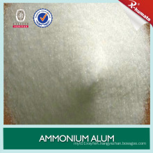 Hot Selling Purified Ammonium Alum /Aluminium Sulphate