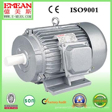 Série Y da CA Y 380V do motor elétrico de 0.75kw-315kw