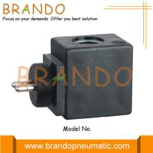 Bobine de solénoïde de valve hydraulique de 13mm 12VDC 24VDC 18W