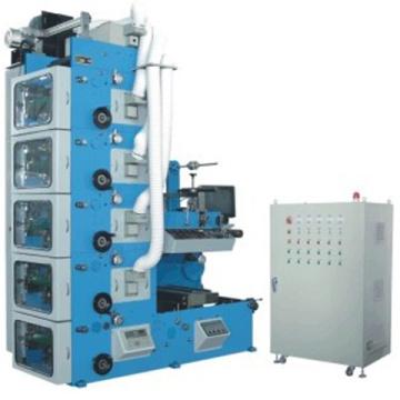 Автоматический Цветастый печатного оборудования (ЗБС)