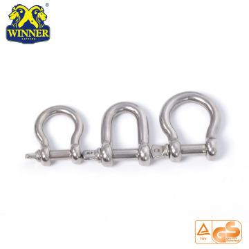 U Stainless Steel Paracord Bracelet Shackle
