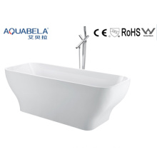 Hot Sell Modern Design Bathtub Size 1700mm (JL610)
