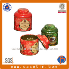 Custom Tin Can Packaging - Small Tin Box