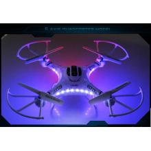 Promocional! Plataforma voladora F183 con doble mando a distancia Cámara profesional RC Drone 2MP HD