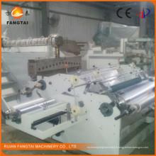 Machine de film étirable simple couche (CE)