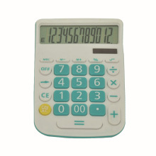 Curvaceous Business Desktop Calculator avec écran LCD