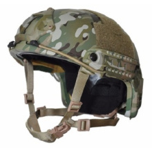 9mm luger military Antibullet Pasgt Ballistic Protection Kevlar Aramid NIJ IVA Bulletproof Helmet