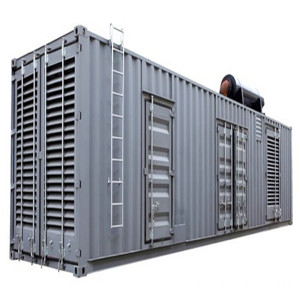 1250kVA Container Type Generator Set with Perkins Engine