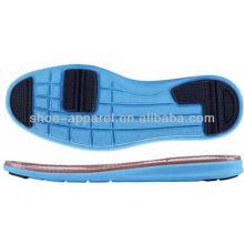 2013 EVA et semelle de course à pied en caoutchouc pour la fabrication de chaussures