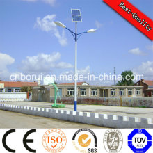 Luz de rua exterior do diodo emissor de luz da ESPIGA 60W de IP65 Bridgelux & luz de rua solar