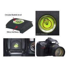 Hot Shoe Camera Nível de Espírito (Silica Gel)