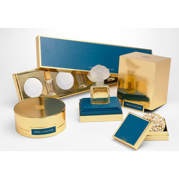 Fancy Paper Mailer Luxury Parfym Boxes Packaging