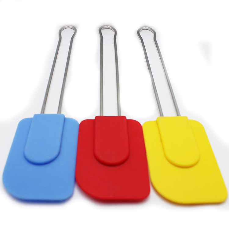 High Quality Mini Silicone Baking Spatula