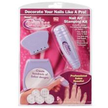 Nail Art Stamping Kit Salon Express (HY6548)