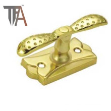 Gold and Royal Window Handle