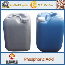 Technischer Grad und Nahrungsmittelgrad-Phosphorsäure 85% 35kg / Trommel