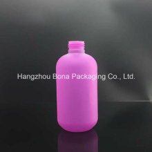 8 oz Round Soft Touch PE Bottle 240ml Squeezable Bottle