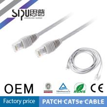 SIPUO fábrica precio 4 pares 24awg cat5e utp patch cable