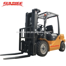 1ton to 3.5ton Electric forklift with CE certificate
