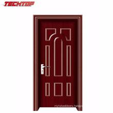 Tpw-086 Surface Finish Cheap Apartment Wooden Door Design