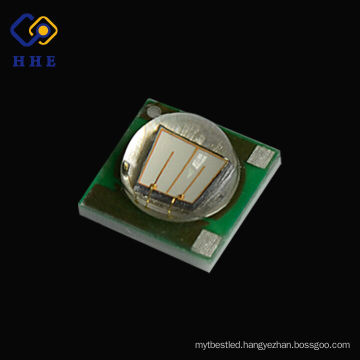 high intensity super bright 3535 smd 3w 395nm uv led