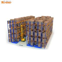 warehouse storage racking system double-deep rack