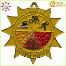 Медаль за свою эмаль