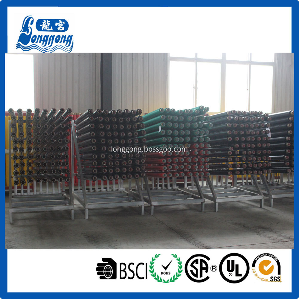 Colorful pvc tape log roll