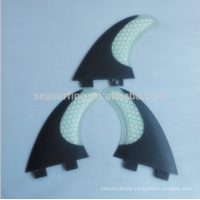 2015 new style honeycomb fiberglass surfboard fin/fish fins costume