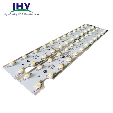High Power AC DC 2OZ 5052 Aluminum HASL Fr4 94v0 SMD Aluminium PCB
