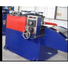Máquina formadora de rollos en frío de bandeja de cable