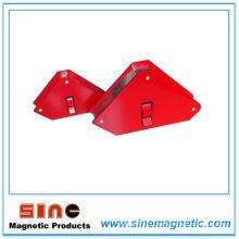 Мульти-Угол поворота стрелки магнитный держатель сварки / Фиксаж с переключателем