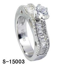 Joyería de moda del anillo de la plata esterlina 925
