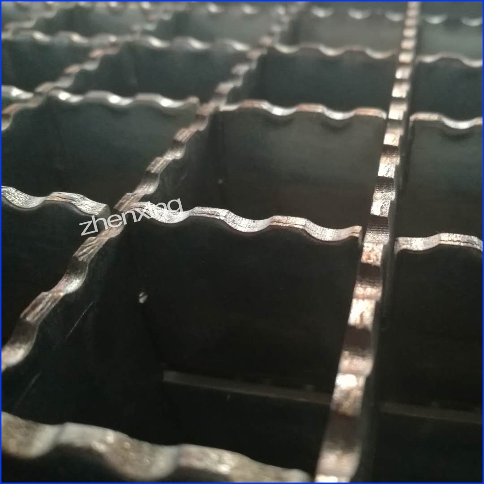 Offshore Oil Floor Grating