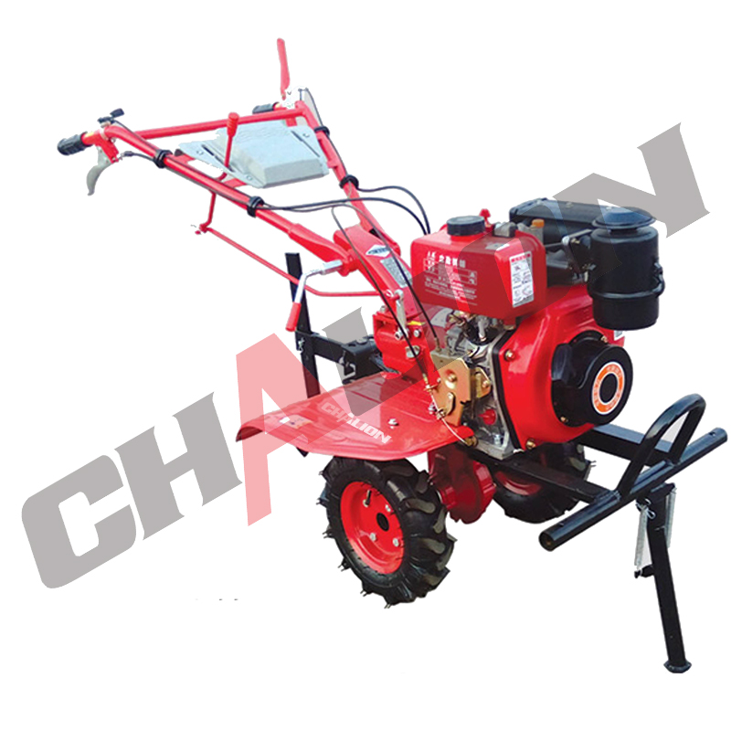 186 Diesel Electric Start Trenching Earthen Machine 2