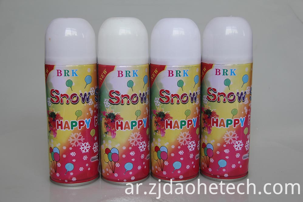 45g Decorative Snow Spray