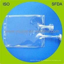 Bolsa médica de infusión de PVC