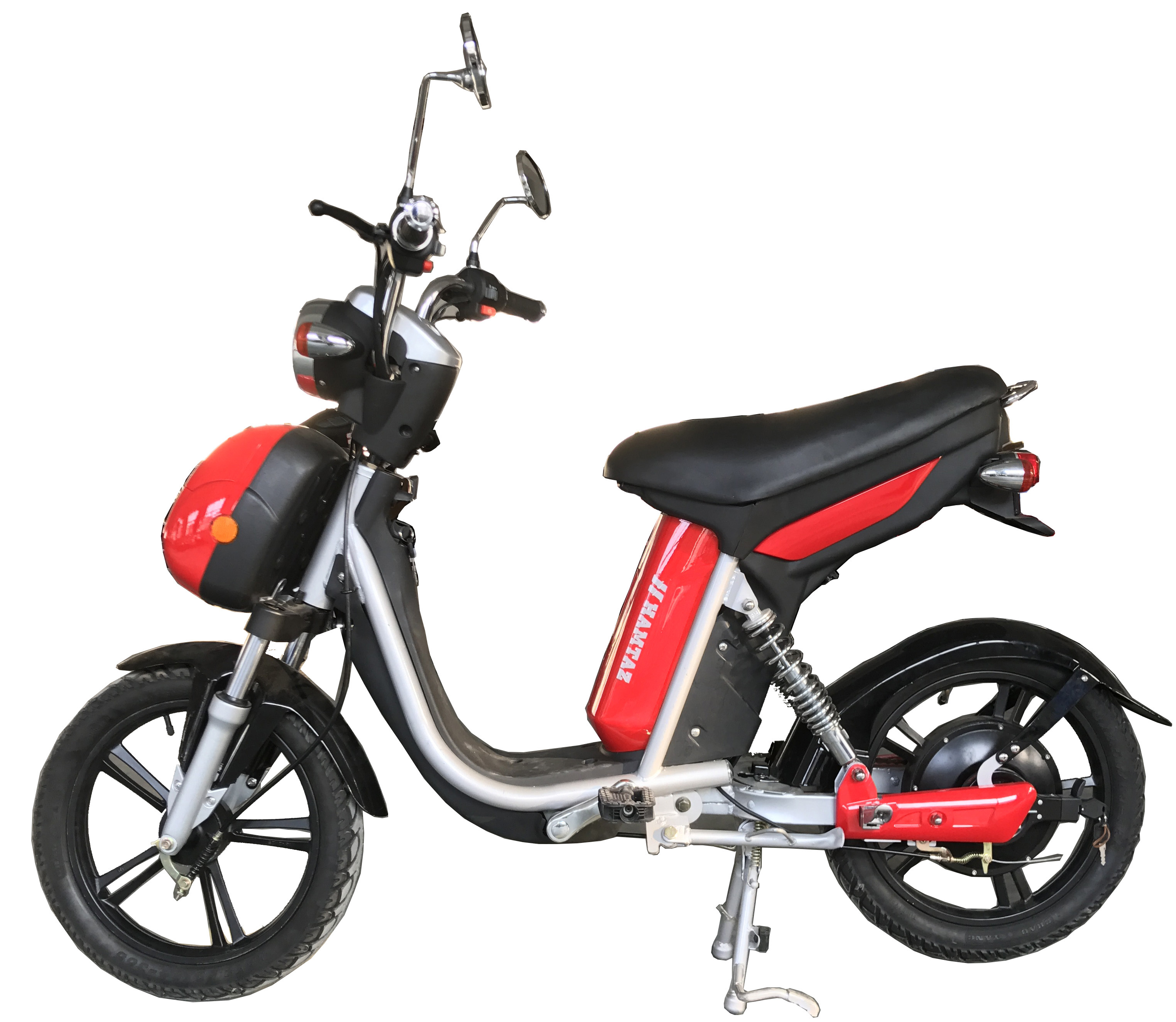 Pedal assiant electric bike