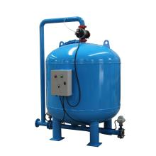 Automatic Rapid Sand Filter for Removing Solid Particles