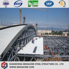Ce Certificated Heavy Steel Structural Bridge for Europea