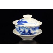 Чайный набор из пурпурного чая Pu Er Gaiwan