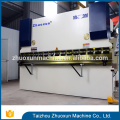 Super Grade Metal Sheet Bender Nantong Bar Bending Machine Manual Press Brake