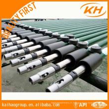 API 11AX Production d'huile Pompe à barres de succion, pompe à tubes, pompe à barres