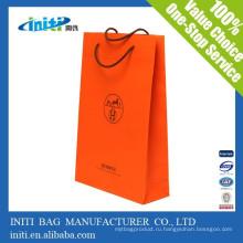 Китай оптовой дешевой моды обед Kraft бумажный мешок