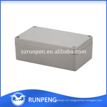 High Quality Aluminum Die Casting Electronic Enclosures