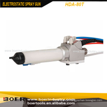 Pistola de pulverização de tinta eletrostática Fluido Automative Type