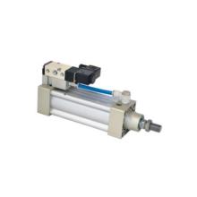 la combinación de válvula neumática de cilindro de acción doble estándar de la serie ESP SIF